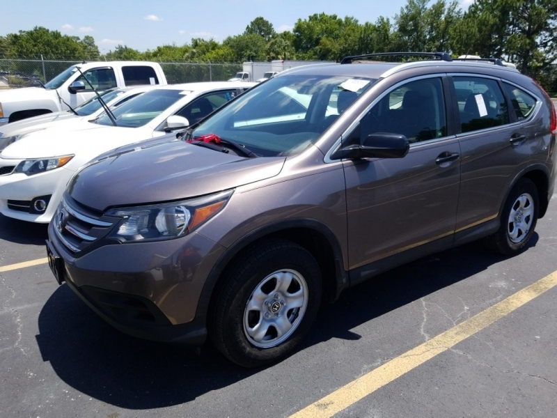 2012 honda cr-v 2wd 5dr lx cars - orlando, fl at geebo