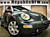 Volkswagen New Beetle GLS Turbo!!! 2003