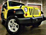 Jeep Wrangler X 4WD *1 Owner* 2008