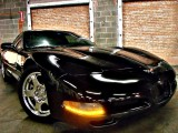 Chevrolet Corvette *Black on Black* 1997