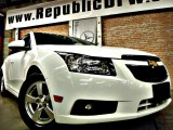 Chevrolet Cruze LT Turbo W/1SA 2012