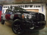 Dodge Ram 1500 Blacked Out 2007