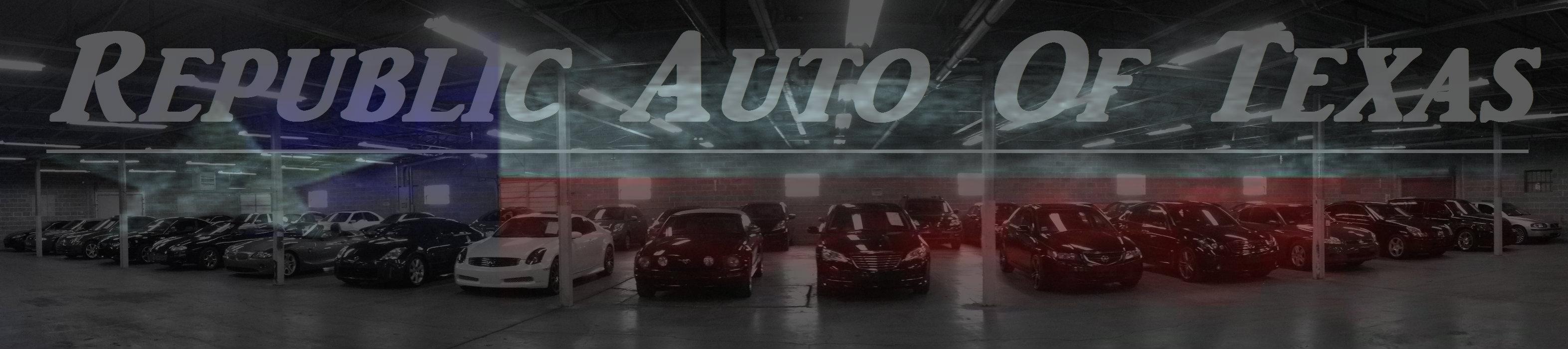 Republic Auto. (214) 229-4344