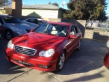 Mercedes-Benz C-Class C230 Sport Sedan 2006