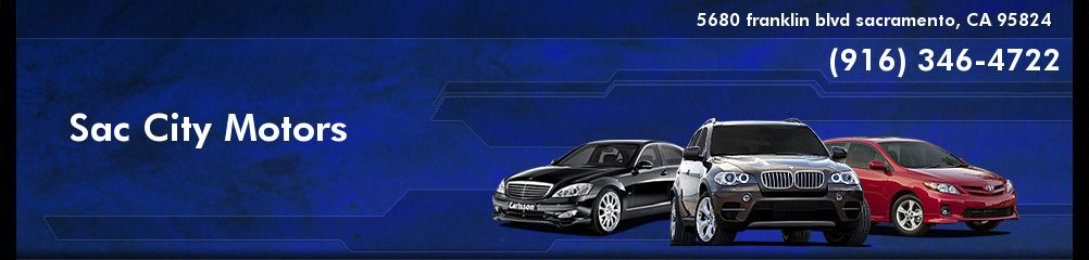 Sac City Motors. (916) 346-4722
