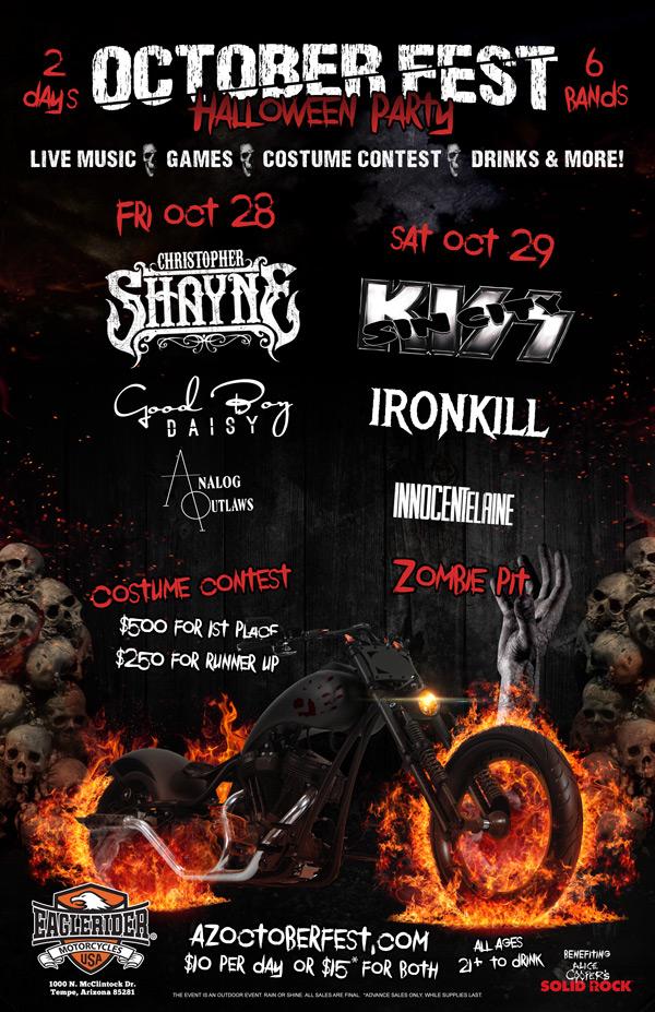 AZ OctoberFest Oct 28 & Oct 29th, 2016