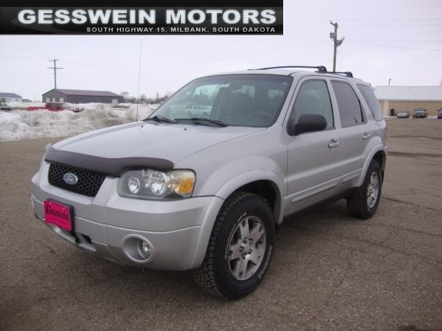 2005 ford escape limited 4x4 cars - milbank, sd at geebo