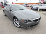 BMW 6 Series 2005