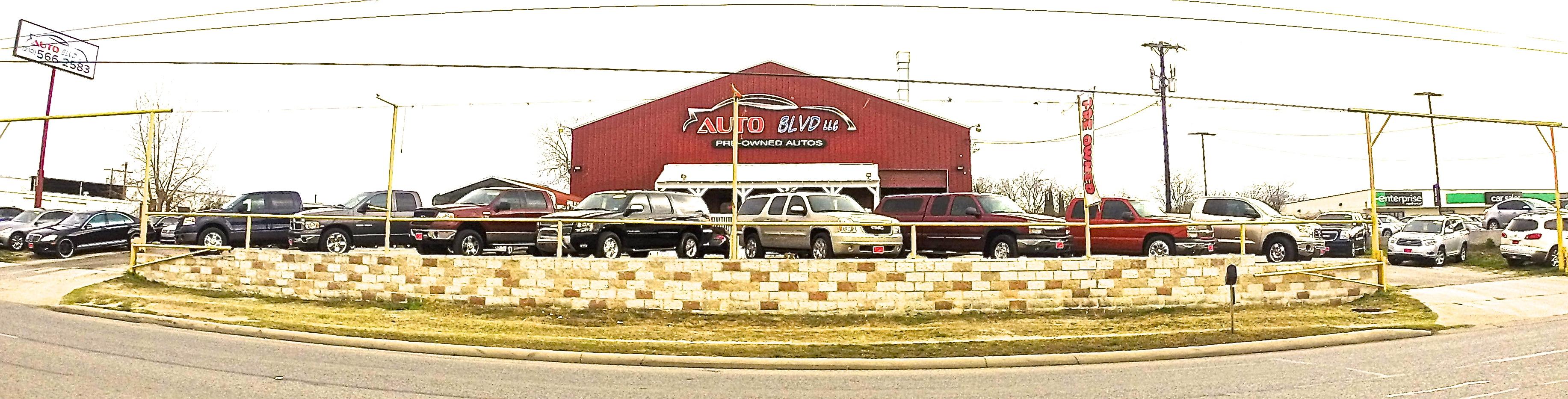 Auto Blvd LLC. (210) 566-2583