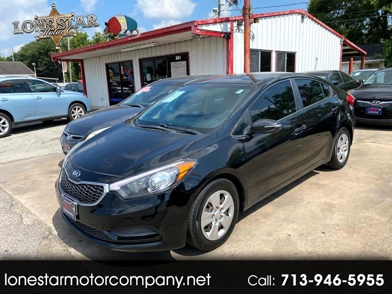 2015 kia forte ex cars - south houston, tx at geebo