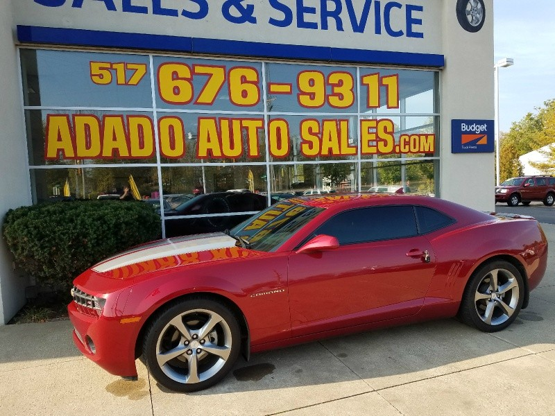 2013 Chevrolet Camaro Coupe 1LT with FACTORY WARRANTY WOW heres another SUMMER READY car Heres