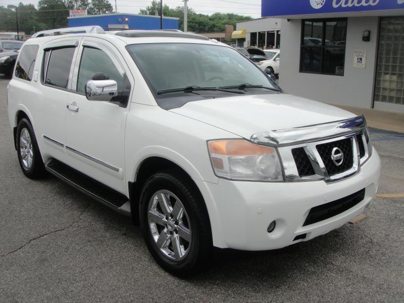 Nissan Armada PLATINUM 2010