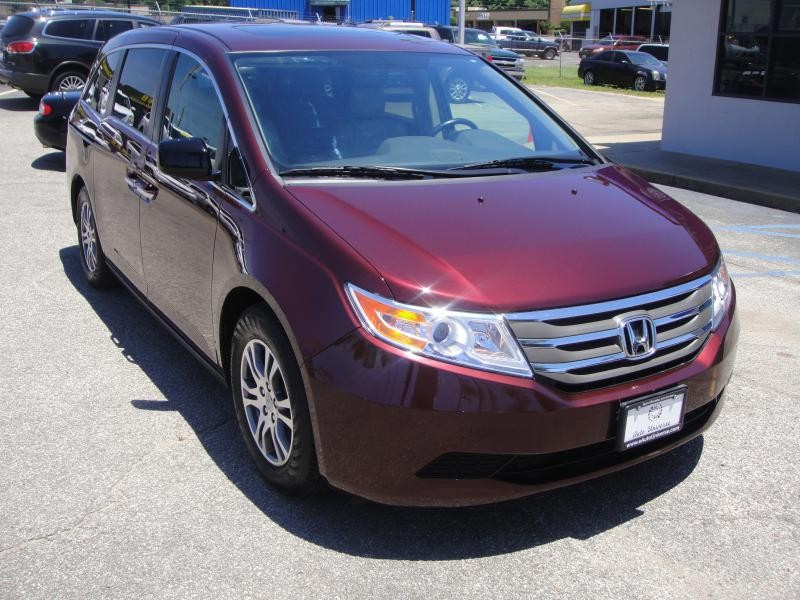 Honda Odyssey EX-L w RES 2013