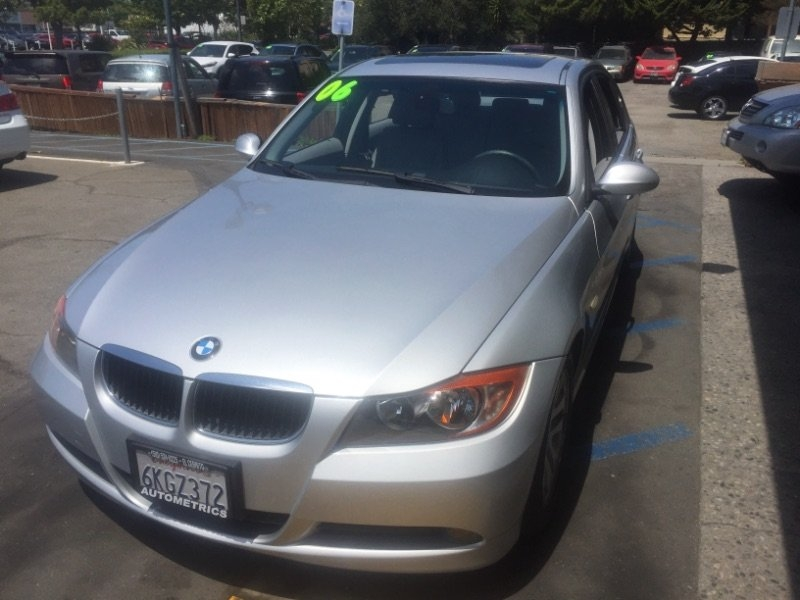 2006 bmw 3-series 325i sedan cars - el cerrito, ca at geebo
