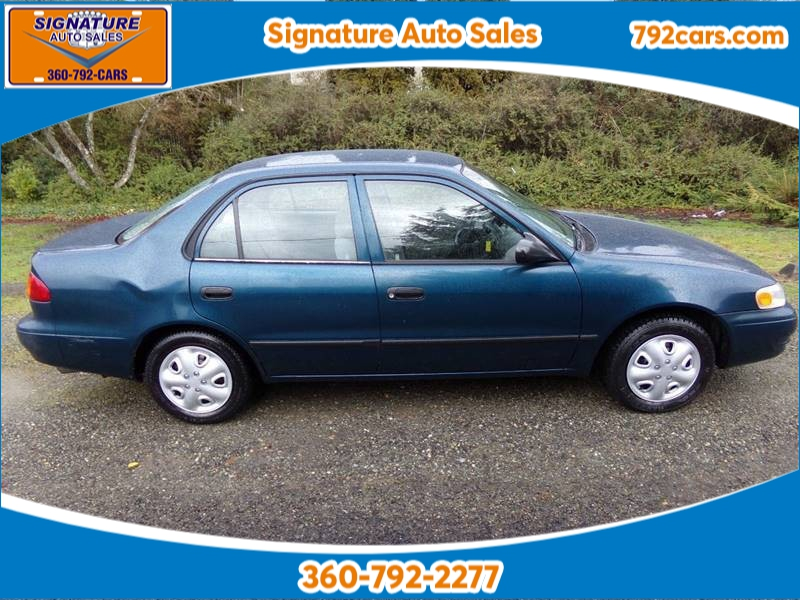 1999 toyota corolla ce 4dr sedan cars - bremerton, wa at geebo