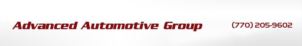 Advanced Automotive Group. (770) 205-9602