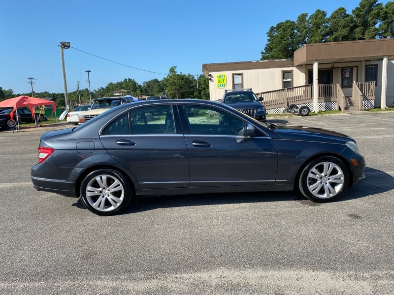 2008 mercedes-benz c-class c300 4matic cars - little river, sc at geebo