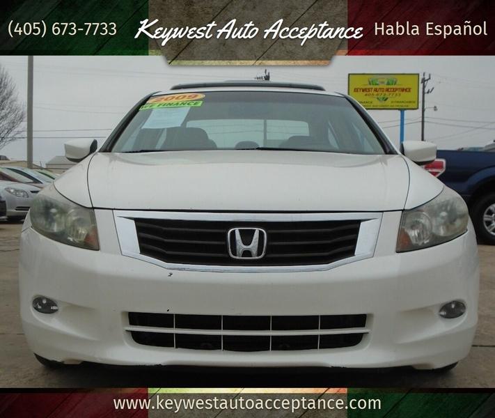 Ital Auto Okc >> Honda Accord