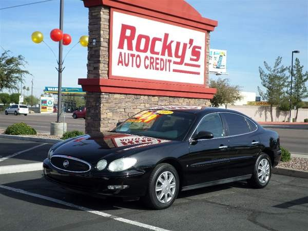 Lg on 2007 Buick Lacrosse Cxl Value