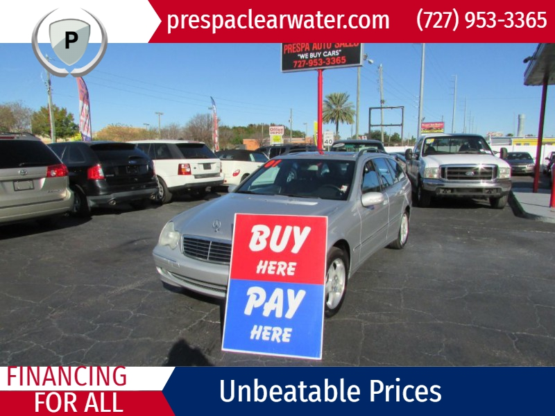2002 mercedes-benz c-class c320 cars - clearwater, fl at geebo
