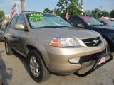 Acura MDX 2001