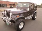 Jeep CJ 4WD 1986