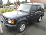 Land Rover Discovery Series II 2002