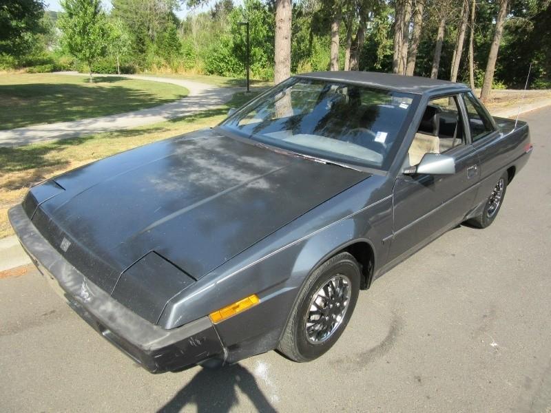 $877, 1986 Subaru GL