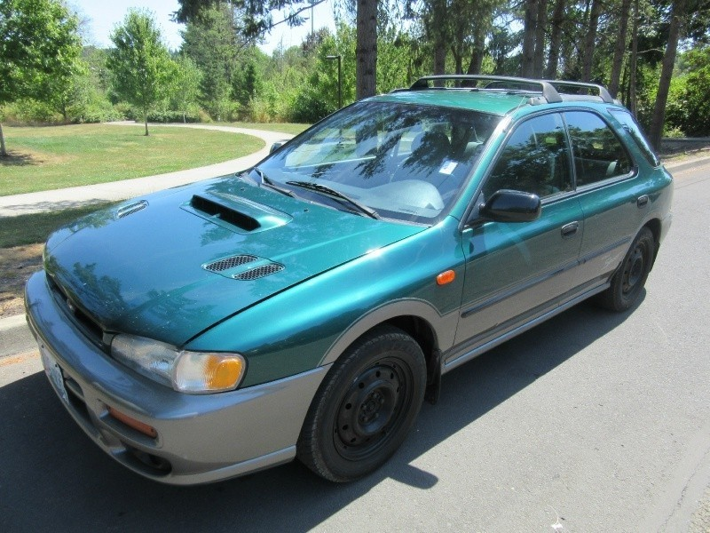 1997 subaru impreza for sale in portland or cargurus. Black Bedroom Furniture Sets. Home Design Ideas