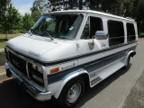 GMC CONVERSION VAN 1992