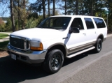 Ford Excursion 2000