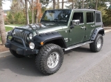 Jeep Wrangler 4 DR LIFTED 2008
