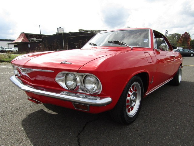 $3,477, 1965 Chevrolet corvair