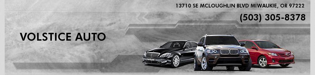 VOLSTICE AUTO. (503) 305-8378