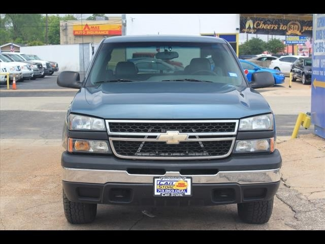 2007 chevrolet silverado 1500 classic 4wd ext cab 143 5 work truck. Cars Review. Best American Auto & Cars Review