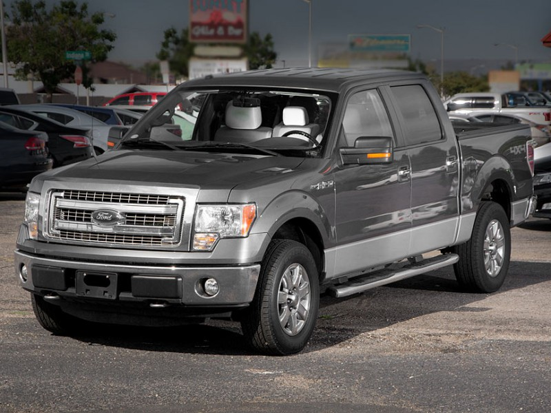 2013 Ford F-150 130809 miles Stock P2611 VIN 1FTFW1EF6DKD36435