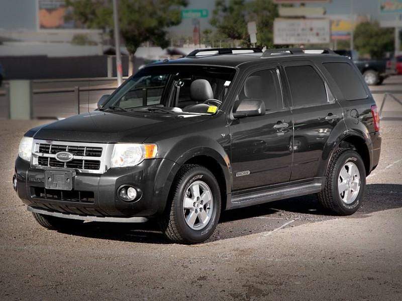 2008 Ford Escape FWD 4dr V6 Auto XLT Auto Station your Albuquerque Auto Dealership that specialize