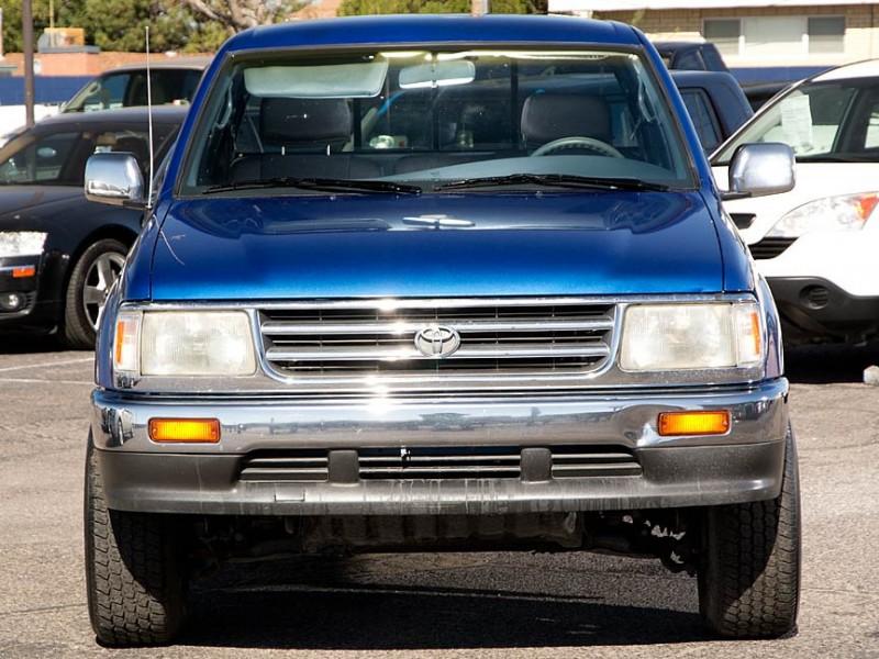 1995 Toyota T100 Xtracab 3 4l V6 Auto 4wd Sr5