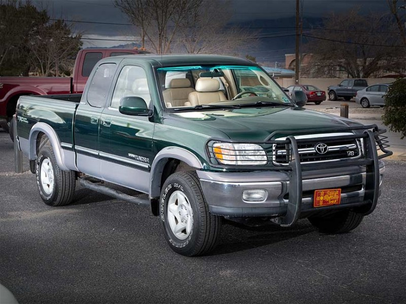 2001 toyota tundra access cab v8 auto ltd 4wd natl cars and vehicles albuquerque nm. Black Bedroom Furniture Sets. Home Design Ideas