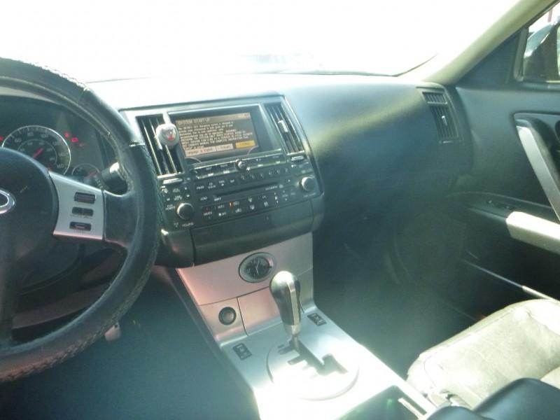 2003 INFINITI FX45 BLACK 122417 miles Stock J2848 VIN JNRBS08W33X401114