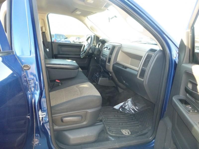 2010 Dodge RAM 1500 Blue 114500 miles Stock J2850 VIN 1D7RB1CT1AS245544