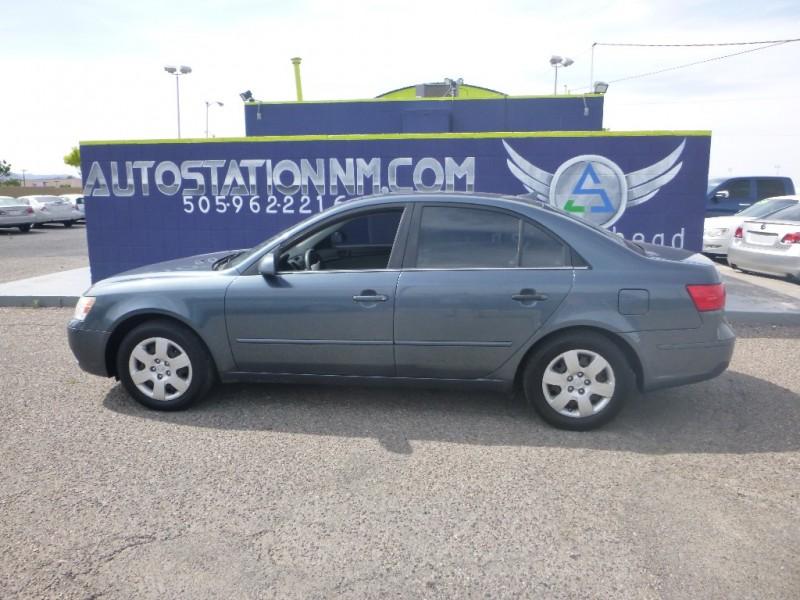 2009 Hyundai SONATA GLS Blue 91562 miles Stock J2887 VIN 5NPET46CX9H569587