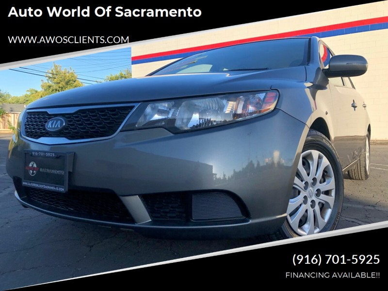 2012 kia forte ex 4dr sedan 6a cars - sacramento, ca at geebo