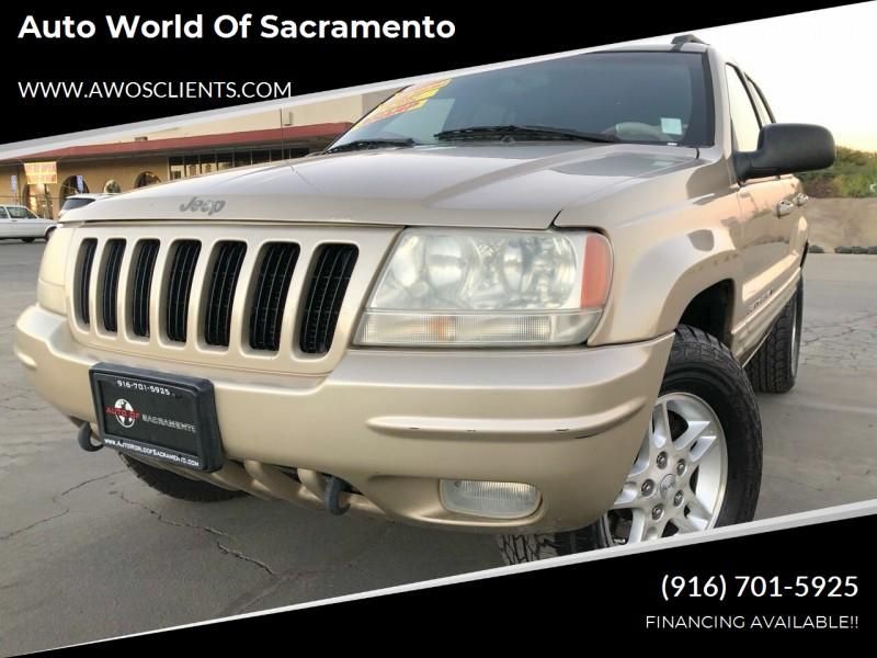 2000 jeep grand cherokee limited 4dr 4wd suv cars - sacramento, ca at geebo