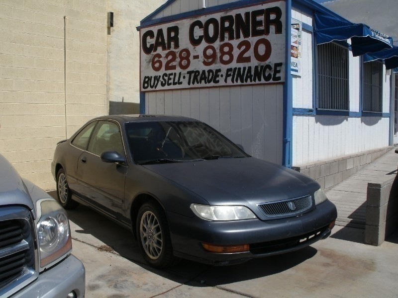 1999 Acura CL 2dr Cpe 23L Auto This Acura CL is ready to roll today and qualifies for 998 down pa