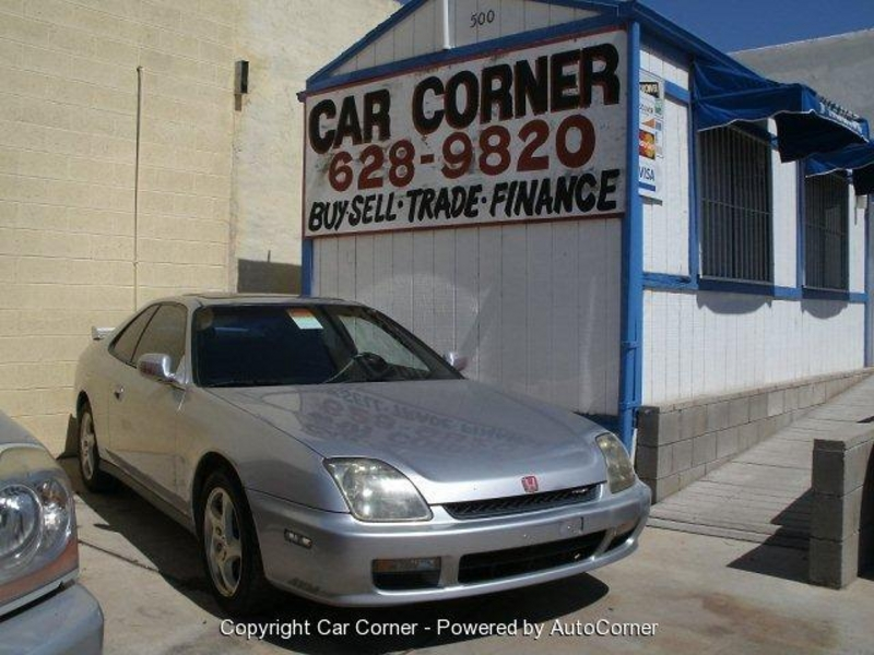 2001 Honda Prelude This Honda Prelude is ready to roll today and qualifies for a 1498 Down Payment