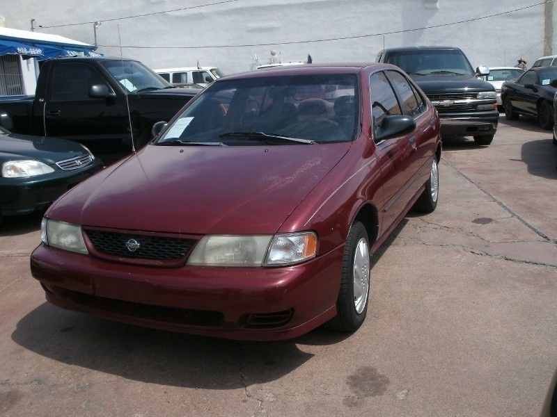 1998 Nissan Sentra 4dr Sdn GXE Auto This Nissan Sentra is ready to roll today and qualifies for a