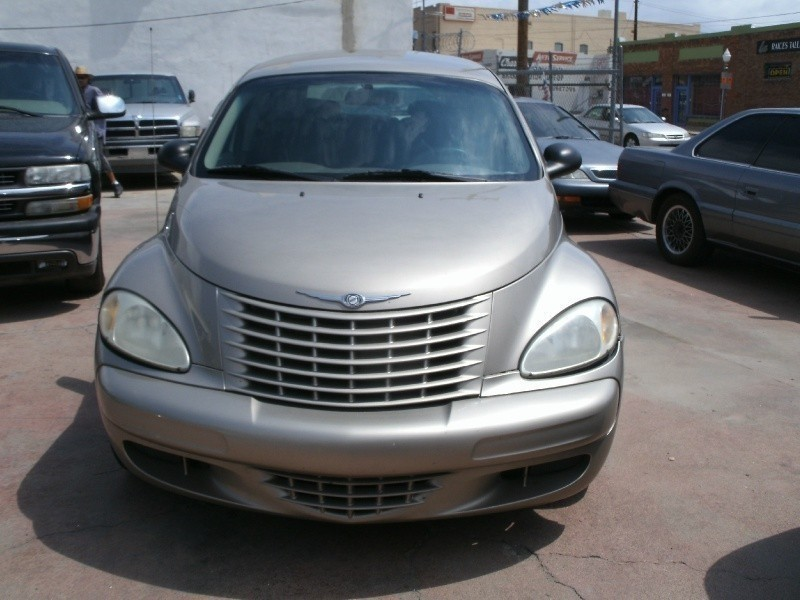 2004 Chrysler PT Cruiser 4dr Wgn This PT Cruiser is ready to roll today and qualifies for a 998