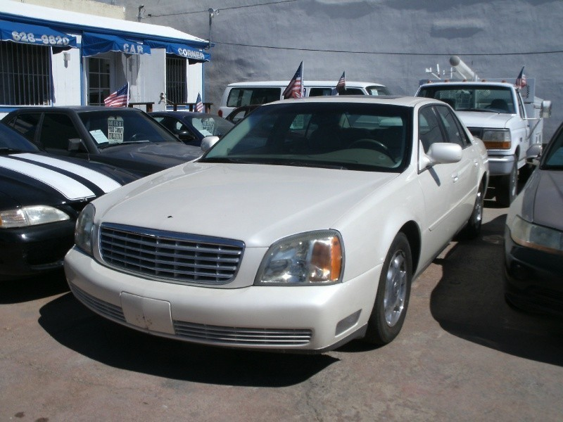 2002 Cadillac DeVille 4dr Sdn This Cadillac is ready to roll today and qualifies for a 1498 Down P