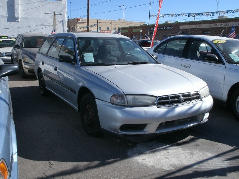 1998 Subaru Legacy Wagon 5dr L Auto DQ Equip This Subaru Legacy is ready to roll today and qualif
